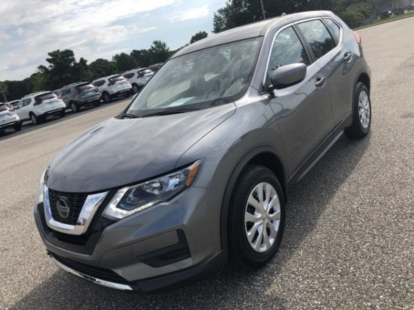 2018 Nissan Rogue in Enterprise, AL