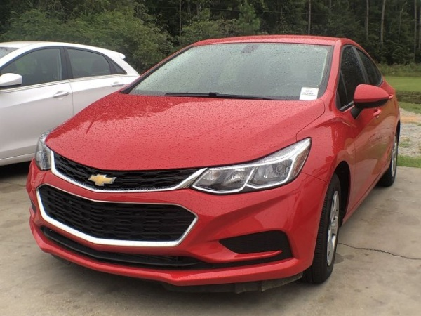 2018 Chevrolet Cruze Ls With 1sb Sedan Automatic For Sale In