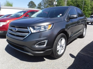 Used  Ford Edge Sel Fwd For Sale In Enterprise Al
