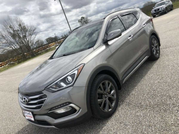 2017 Hyundai Santa Fe Sport in Enterprise, AL