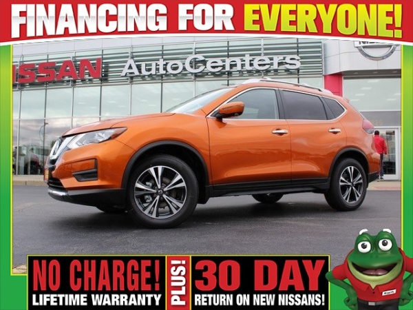 2020 Nissan Rogue in Wood River, IL