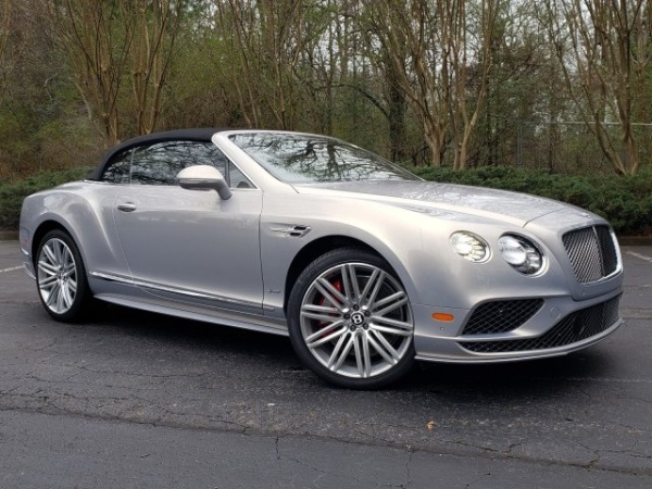 2017 Bentley Continental GT in Alpharetta, GA