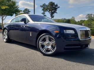 2016 Rolls Royce Wraith Rwd For In Alpharetta Ga