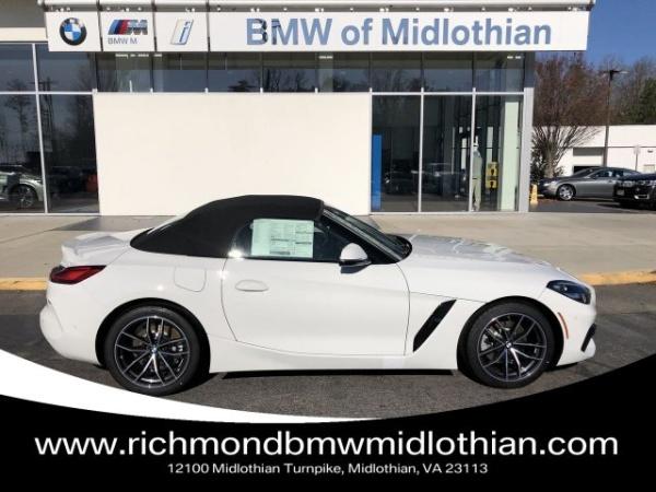 2020 BMW Z4 in Midlothian, VA