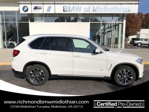2017 BMW X5 in Midlothian, VA