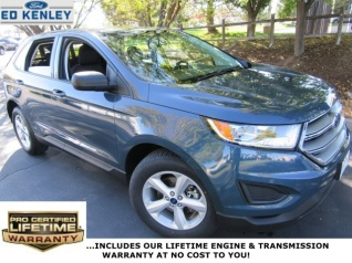 Ford Edge Se Fwd For Sale In Layton Ut