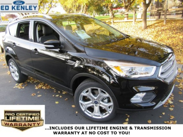 2018 Ford Escape Titanium