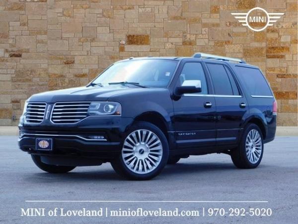 2017 Lincoln Navigator in Loveland, CO