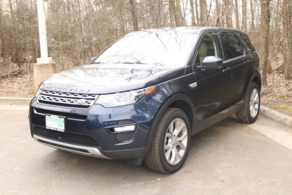 2019 Land Rover Discovery Sport in Chantilly, VA