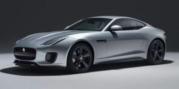 2020 Jaguar F-Type P300