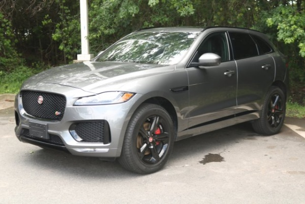 2017 Jaguar F-PACE in Chantilly, VA