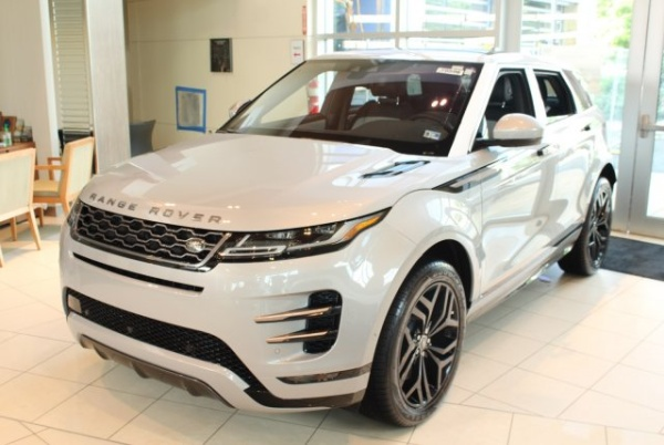 Land Rover Chantilly >> 2020 Land Rover Range Rover Evoque R Dynamic Hse For Sale In