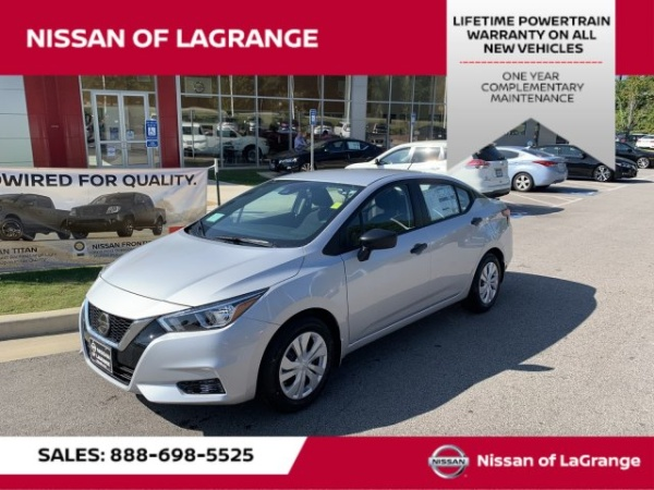2020 Nissan Versa in LaGrange, GA