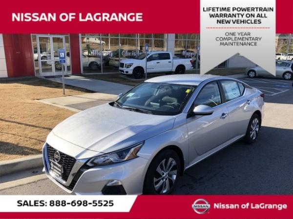 2020 Nissan Altima in LaGrange, GA