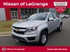 2018 Chevrolet Colorado Work Truck Extended Cab Standard Box 2WD Manual for Sale in LaGrange, GA