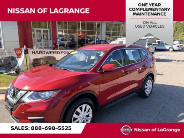 2017 Nissan Rogue in LaGrange, GA
