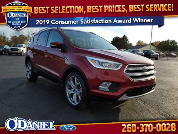 2017 Ford Escape in New Haven, IN