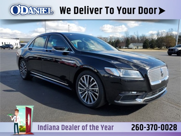 2017 Lincoln Continental in New Haven, IN