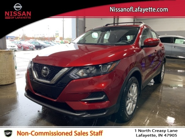 2020 Nissan Rogue Sport in Lafayette, IN