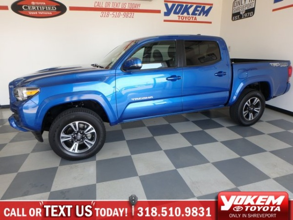 2017 Toyota Tacoma in Shreveport, LA