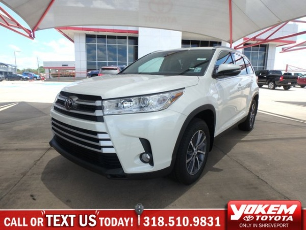 2019 Toyota Highlander in Shreveport, LA