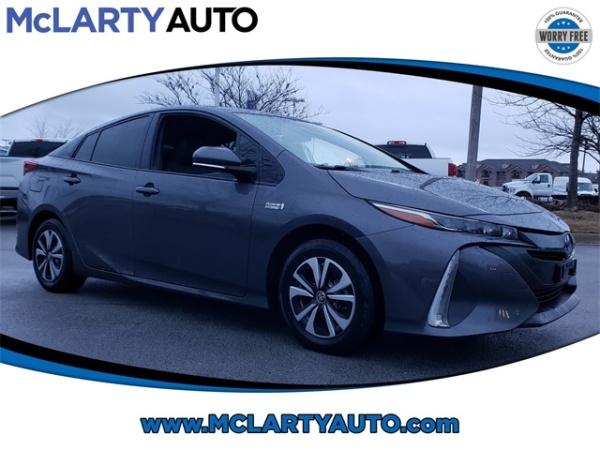 2017 Toyota Prius Prime in North Little Rock, AR