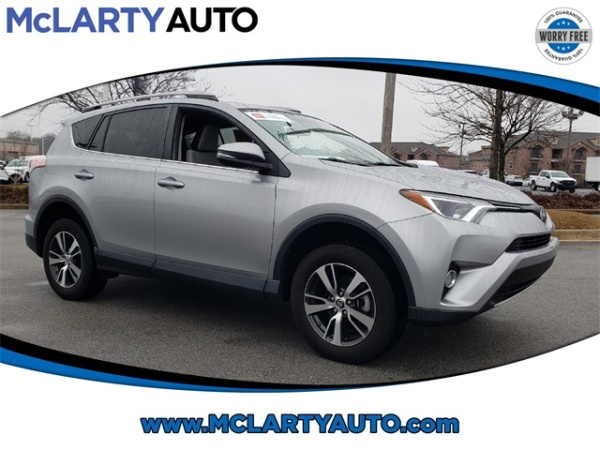 2017 Toyota RAV4 in North Little Rock, AR