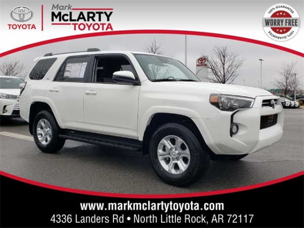 2020 Toyota 4Runner in North Little Rock, AR