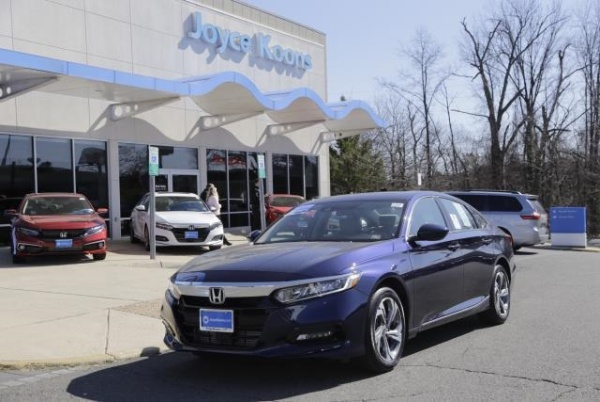 2019 Honda Accord in Manassas, VA