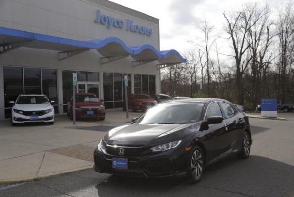 2019 Honda Civic in Manassas, VA
