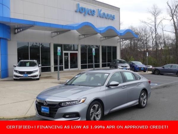 2019 Honda Accord in Manassas, VA