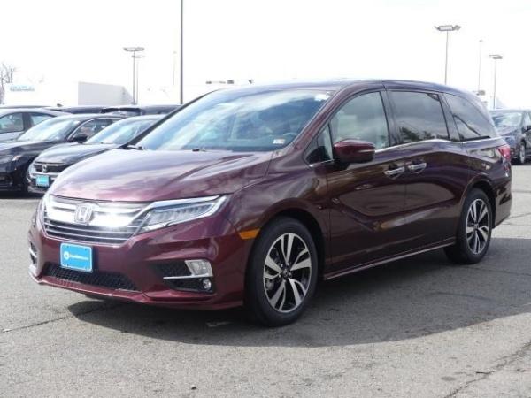 2020 Honda Odyssey in Manassas, VA