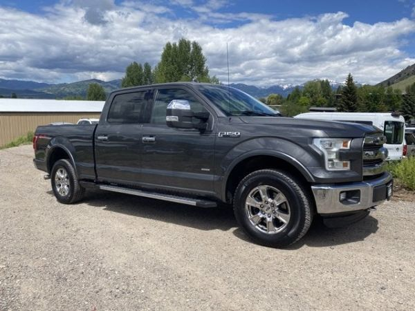 2015 Ford F-150 in Jackson, WY