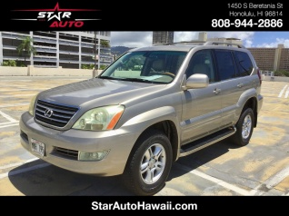 Used 2005 Lexus GX GX 470 For Sale In Honolulu, HI