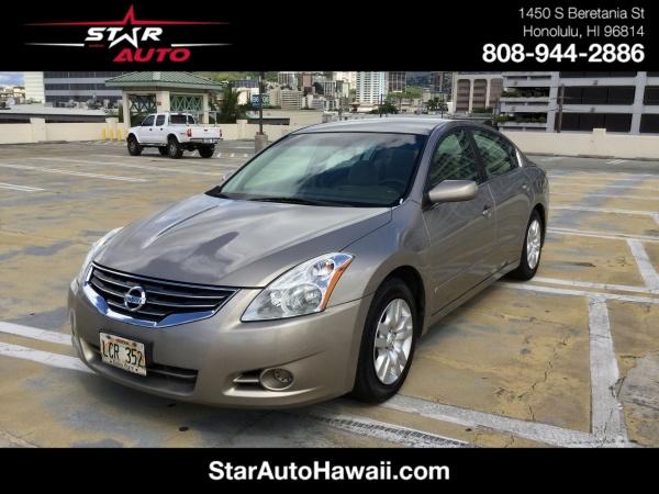 2012 Nissan Altima in Honolulu, HI