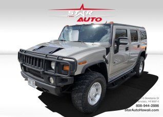 Hummers For Sale >> Used Hummers For Sale In Honolulu Hi Truecar