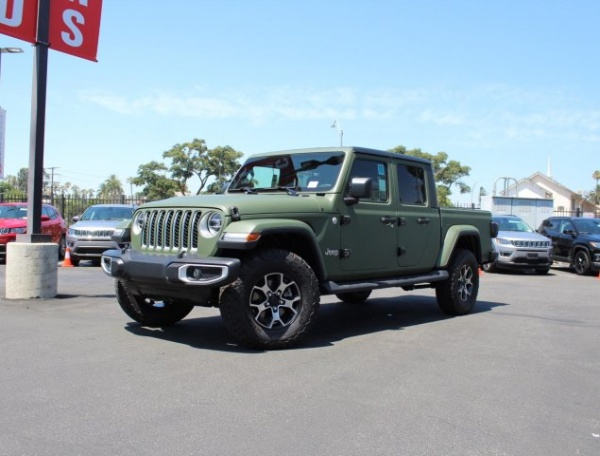 2020 Jeep Gladiator in Los Angeles, CA