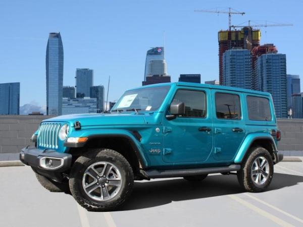 2020 Jeep Wrangler in Los Angeles, CA