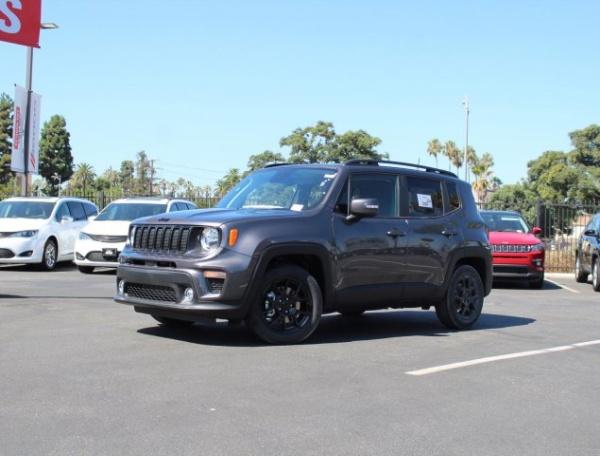 2019 Jeep Renegade in Los Angeles, CA