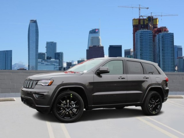 2020 Jeep Grand Cherokee in Los Angeles, CA