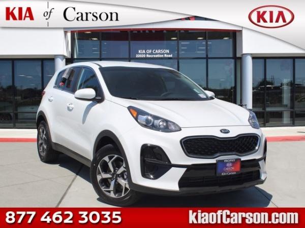2020 Kia Sportage in Carson, CA