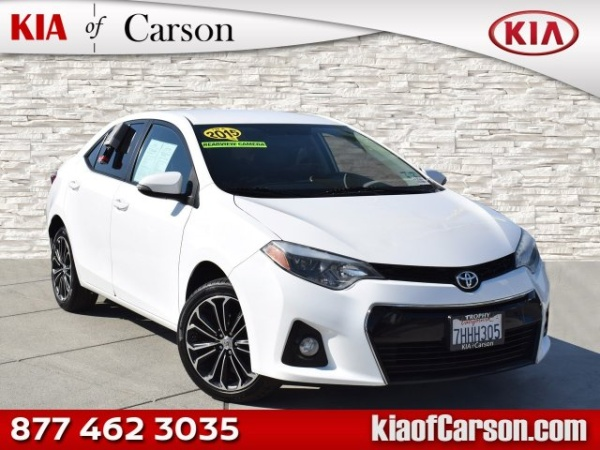 2015 Toyota Corolla in Carson, CA