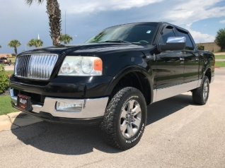 2006 Lincoln Mark Lt 4wd Supercrew 139 For In Killeen