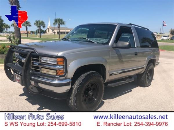 1999 Chevrolet Tahoe 1500