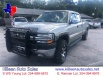 2002 Chevrolet Silverado 2500 LT Crew Cab Long Box 4WD Automatic for Sale in Killeen, TX