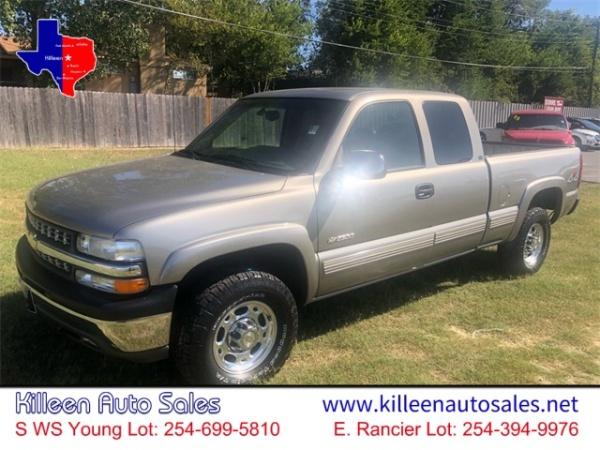 1999 Chevrolet Silverado 2500 LT