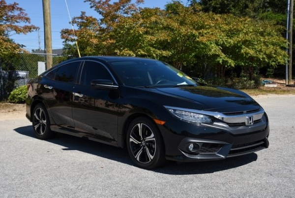 2016 Honda Civic in Columbia, SC