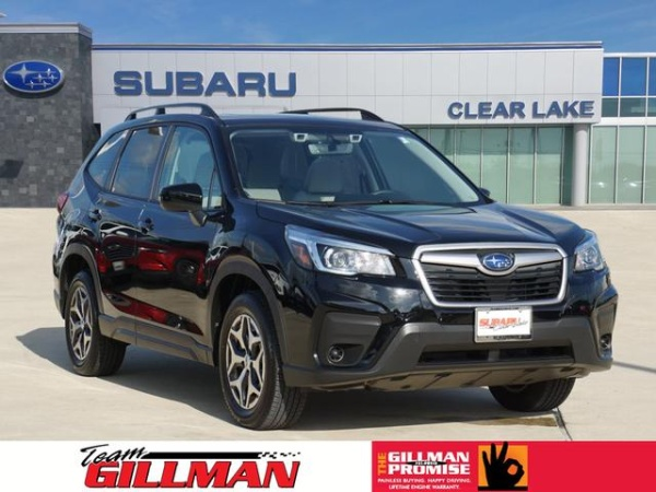 2020 Subaru Forester in Houston, TX