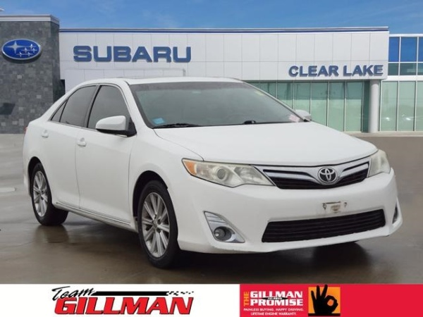2012 Toyota Camry in Houston, TX