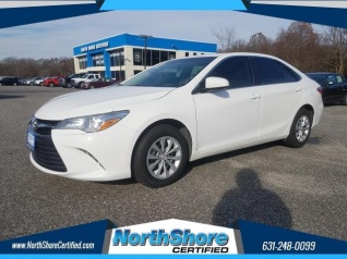 2017 Toyota Camry Le I4 Automatic For In Port Jefferson Ny